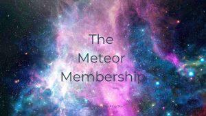 The Meteor Membership